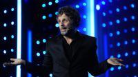L'humoriste Stéphane Guillon en spectacle à Paris le 29 mars 2010
