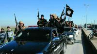 Le groupe islamiste règne sur un territoire à cheval entre l'Irak et la Syrie.