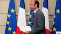 Le Premier ministre Edouard Philippe, à l'Elysée le 9 mai 2018 [Francois Mori / POOL/AFP]