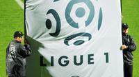 Logo de la L1. [Philippe Huguen / AFP/Archives]