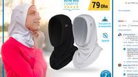 Decathlon a renoncé à commercialiser le hijab de running en France.