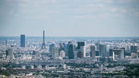 La région parisienne compte désormais 12,1 millions d'habitants.