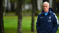 Didier Deschamps révélera le nom des 23 heureux élu pour l'Euro le 12 mai prochain.