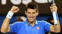 Novak Djokovic a fêté sa qualification pour le 3e tour à l'US Open en dansant.