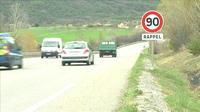 Limitation de vitesse : la fronde des Hautes-Alpes