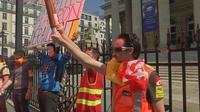 Le paiement des jours de grève
