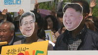 Corée : une rencontre qui divise au Sud