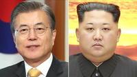 Kim et Moon, deux dirigeants que tout oppose