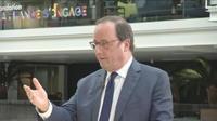 François Hollande : « J?ai évité à mon pays que le pire puisse se produire »