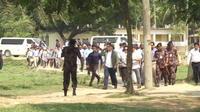Crise des Rohingyas : l'ONU se rend sur place