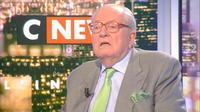 """Jean-Marie Le Pen : """" Je ne suis pas raciste"""""""