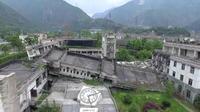 Chine: du tourisme après un séisme