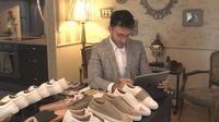Un réfugié Syrien crée sa propre marque de chaussure