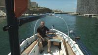 La barquette, un bateau symbole de la ville de Marseille