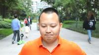 Chine : amputé des deux jambes, il devient champion de natation
