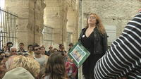 A Arles, des reconstitutions historiques des combats de gladiateurs