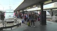 SNCF : les syndicats appellent à un lundi noir sans cheminots