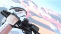 """Cannes : Chewbacca et l'équipe de """"Star Wars"""" sur le tapis rouge"""