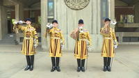 Mariage royal : la fanfare royale révise ses gammes