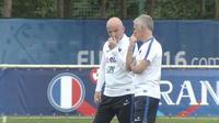 """Didier Deschamps attend des Bleus une vraie """"montée en puissance"""" à l'approche du Mondial"""