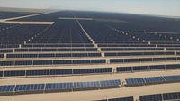 Mexique : le plus grand parc solaire en Amérique