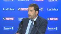 Christophe Castaner : « La justice irakienne est légitime à juger »
