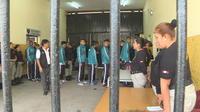 Pérou : Coupe du Monde des prisons