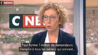 Emploi des moins qualifiés : Muriel Pénicaud lance un appel à projets