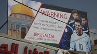Football : le match Israël ? Argentine annulé