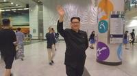 Le sosie de Kim-Jong un fait le buzz à Hong Kong