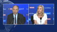 Jean François Copé s'exprime à propos du tract LR de Laurent Wauquiez
