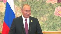 Vladimir Poutine se tient «prêt» à rencontrer Donald Trump