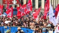Les Russes dans la rue pour défendre les droits de l'homme