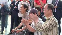 Les Sud-Coréens heureux de la rencontre Donald Trump / Kim Jong-un