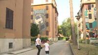 Le street art pour moderniser les rues de Rome
