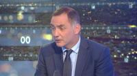 Gilles Simeoni : « C'était naturel de proposer à l?Aquarius le port de Bastia »