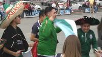 Les supporters déjà mobilisés pour la Coupe du monde