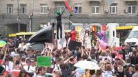 Gay pride sous haute sécurité en Ukraine