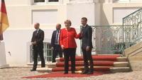 Emmanuel Macron: l'Europe est face à un «choix de civilisation»