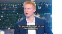 Adrien Quatennens sur la SCNF : « Si on avait un référendum... »