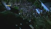 Hommage du rappeur XXXTentacion à Los Angeles