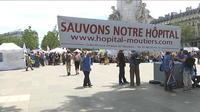 Mobilisation contre les déserts médicaux