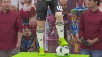 Un gâteau à l'effigie de Lionel Messi pour son anniversaire