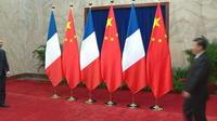 Edouard Philippe en Chine continue le travail d'Emmanuel Macron