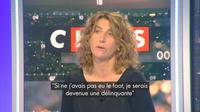 Marinette Pichon: « Je serai devenue délinquante », sans le foot