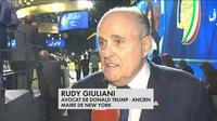 Rudolph Giuliani : «Laissez survivre le régime iranien serait une erreur»