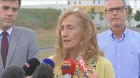 Evasion de Redoine Faïd:  Nicole Belloubet parle de repérages par drones