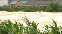 Chine : le déluge fait des dégâts