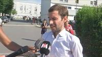 """Nantes : l'avocat de la famille du jeune homme tué appelle à """"respecter leur deuil"""""""