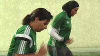 Egypte: le monde du foot de plus en plus féminin